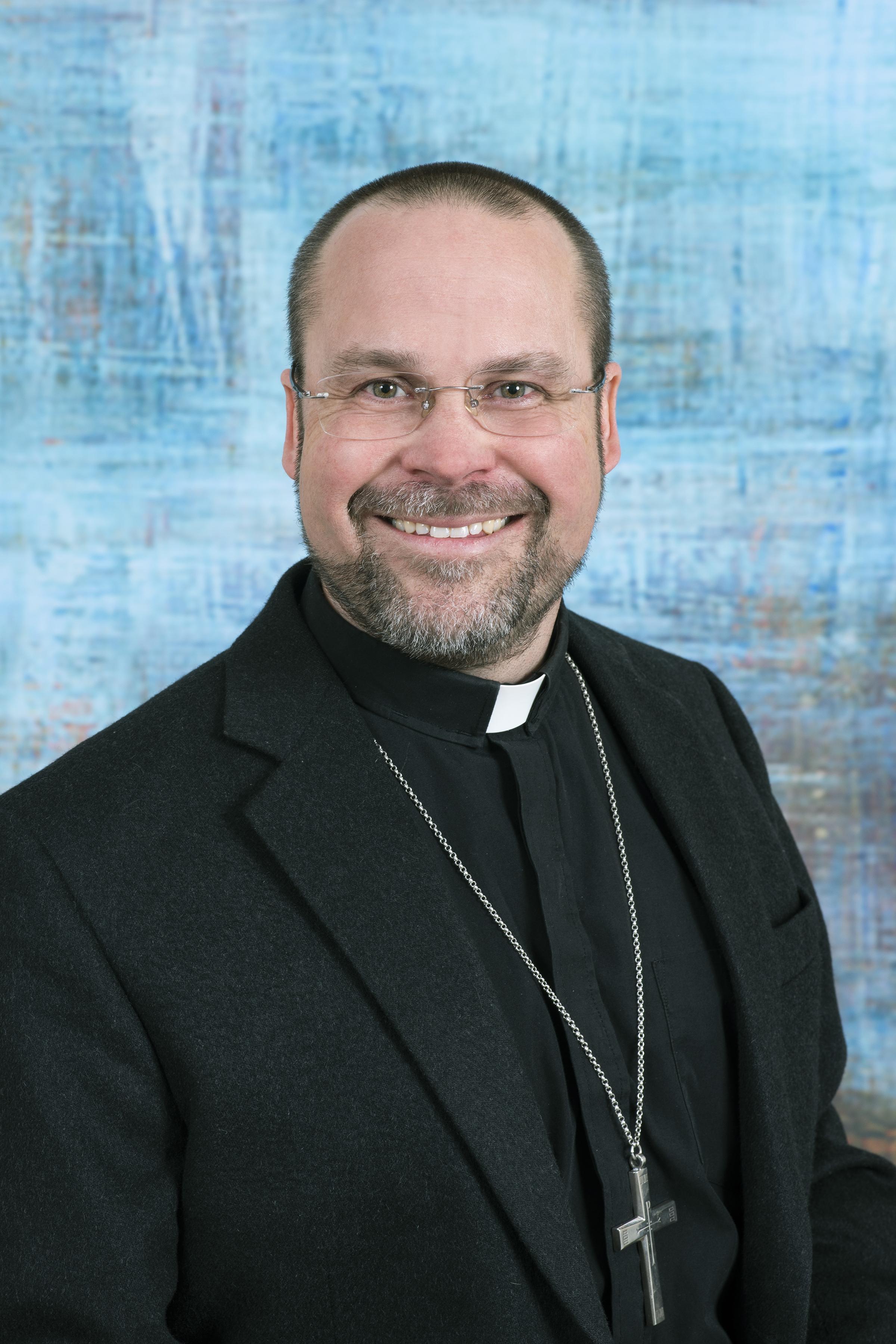 Pastor Gordon Camp
