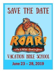 Vacation Bible School @ Union Lutheran Church